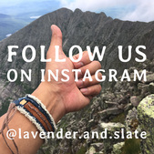 Instagram Adventure Denim Leather Bracelet